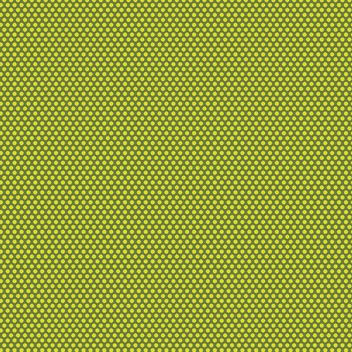 Bree -Tiny Dot Green