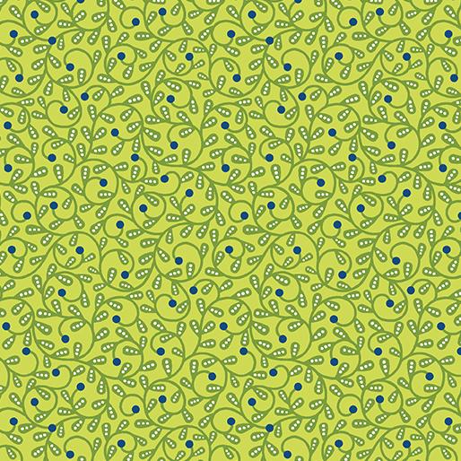 Bree - Swirl Green