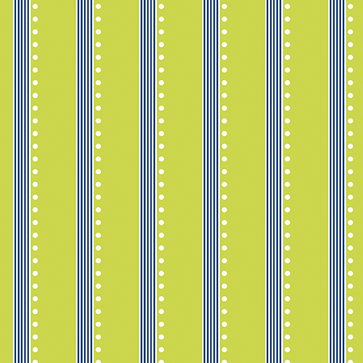 Bree -Stripe Green