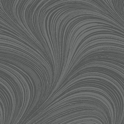 108 Wide Wave Texture - Graphite