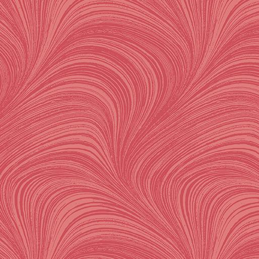 Benartex Wave Texture Raspberry