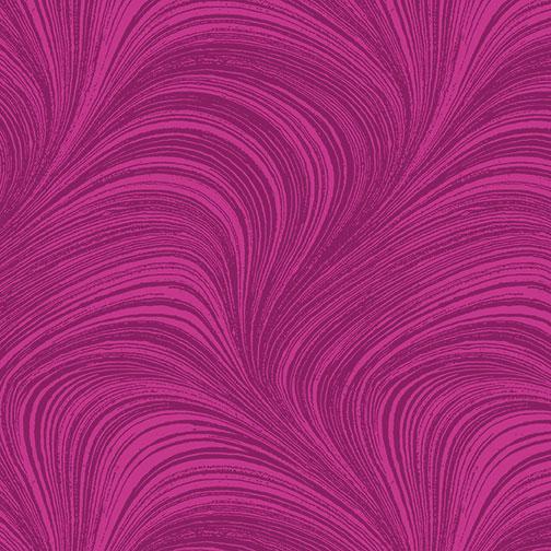 Benartex - Wave Texture Fuchsia 2966-28