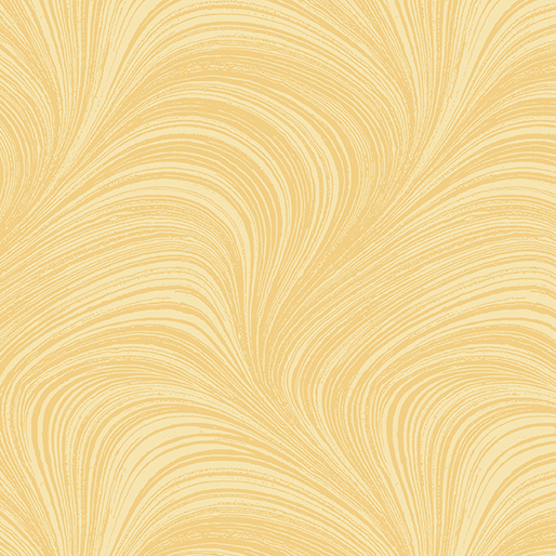 Benartex - Wave Texture Yellow 2966-30