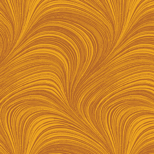 Amber - Wave Texture