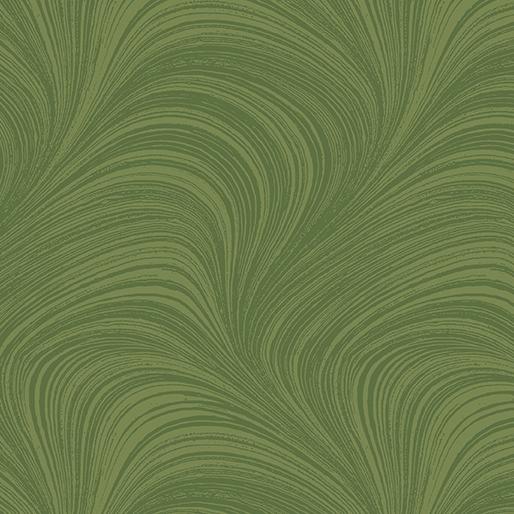 Benartex Wave Texture Basil