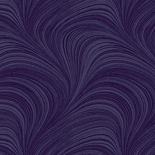 Benartex Pearlescent Wave Texture Grape