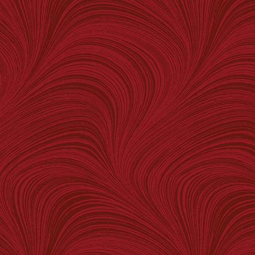 BX20 Wide Wave Texture Medium Red