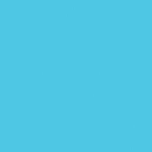 Benartex Superior Solids Aqua