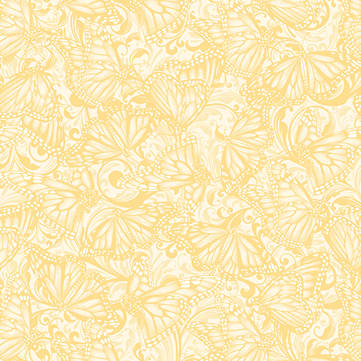 Butterfly Tonal Light Yellow