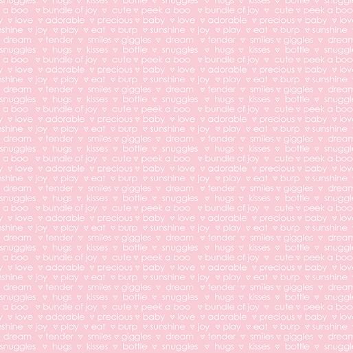 Words Light Pink My Little Sunshine 2 sale