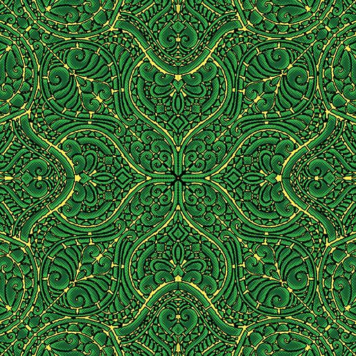 Stencil Green