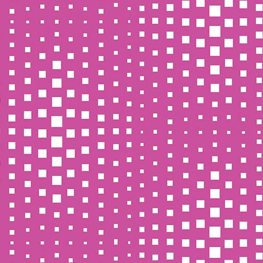Geo Pop Op Squares Raspberry-22