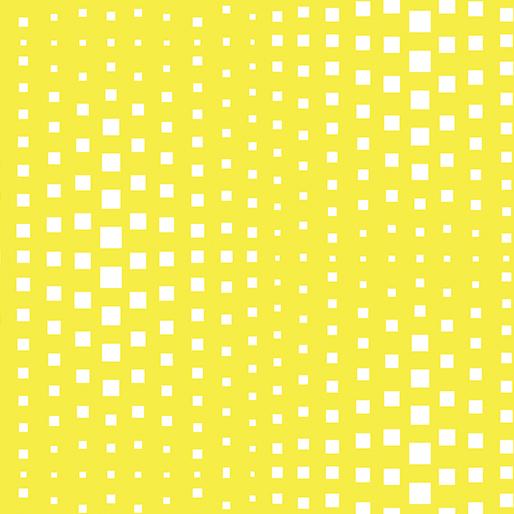 Geo Pop Op Squares Yellow-33