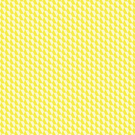 Geo Pop Tiny Hex Yellow-33
