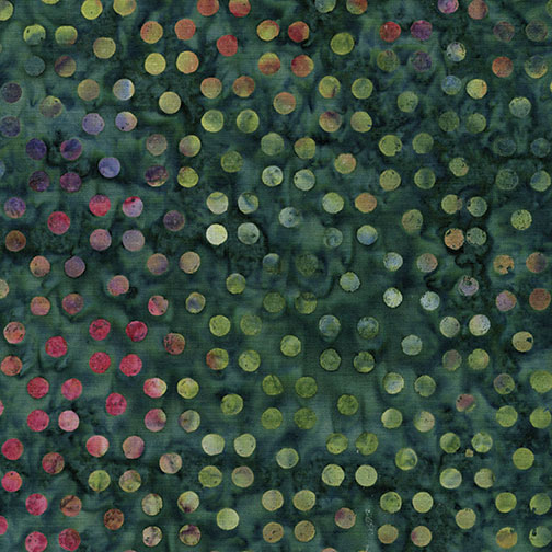 Bali Dots Great Forest Multi 3671-49