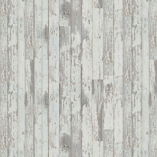 Born To Run<br>Wood Plank Lt. Grey - 4168-08