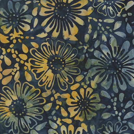Flowerbed Indigo