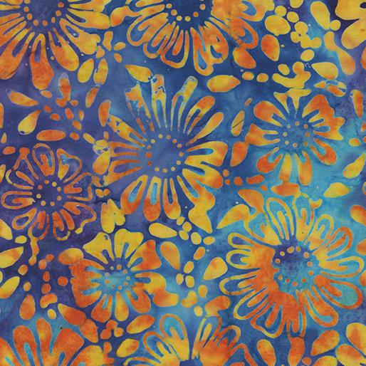 Flowerbed Bright Multi