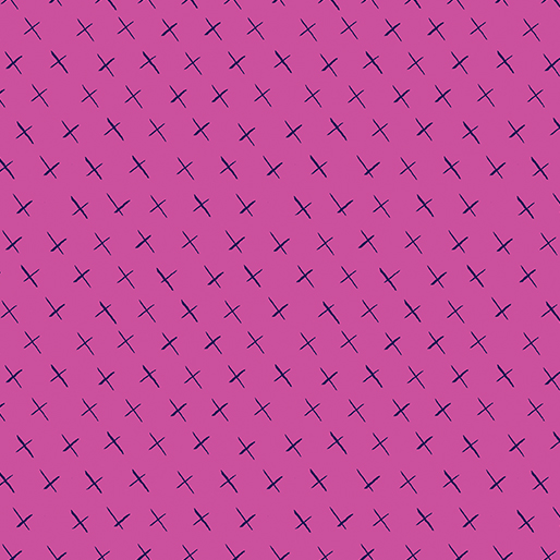 Crossmarks Pink