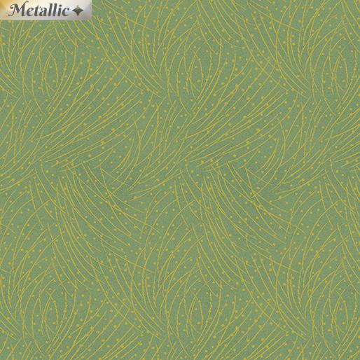 Golden Pine Leaf