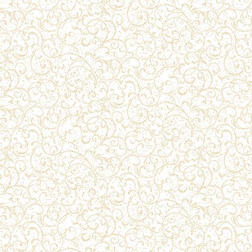A FESTIVE SEASON Winter Scroll Parchment