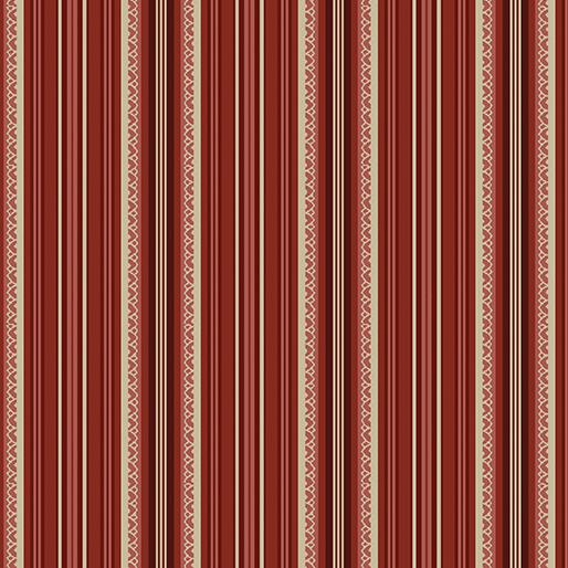 Arbor Stripe Red