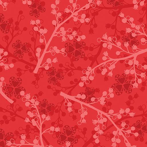 Jubilee Berries Red 5497-10