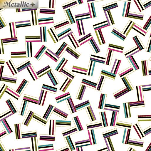 Many Angles White 6259M-09
