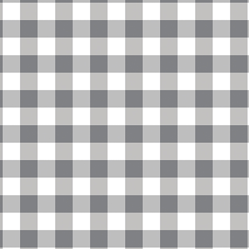 CONTEMPO WARP & WEFT Checkerboard Gray 6601Y-08