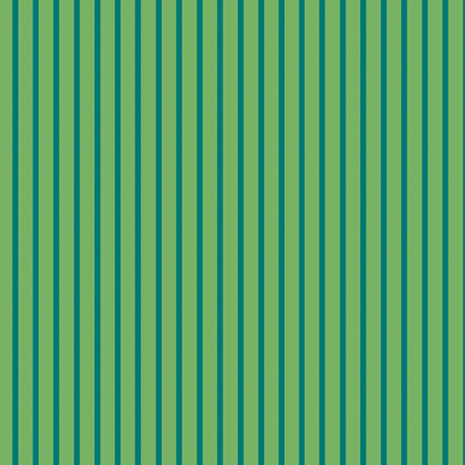 CONTEMPO WARP & WEFT Green Stripe Green 6602Y-40