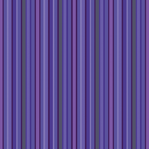 CONT- Warp & Weft Purple Stripe