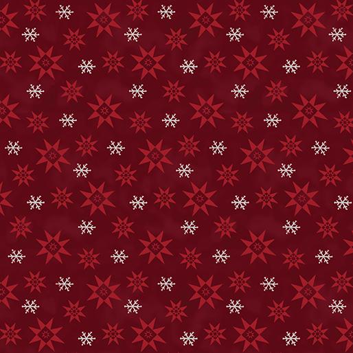 Winter Snowflake - Berry