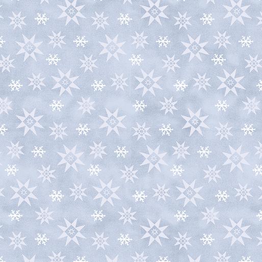 WinterSnowflake MediPeriwinkle