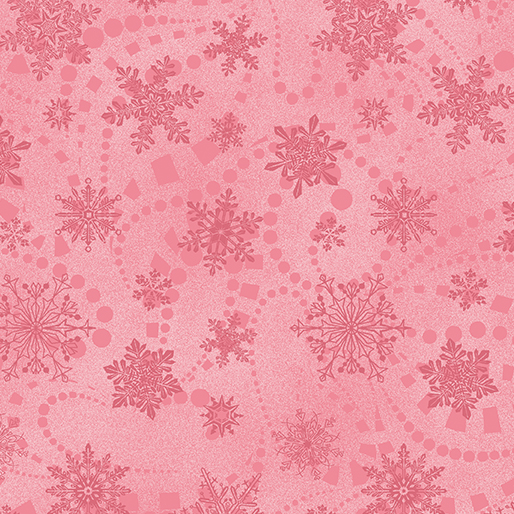 Snowflake Spree Rose-Cat-I-Tude Christmas
