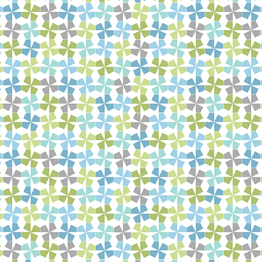 My LIttle Sunshine Duck-Pinwheels Turquoise-75-84