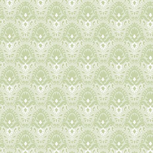 Magnificent Blooms Nouveau Light Sage - 6787-04