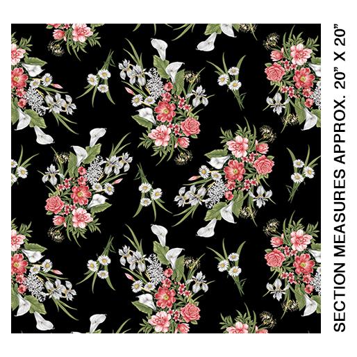 Magnificent Blooms Bouquet - 6788-12