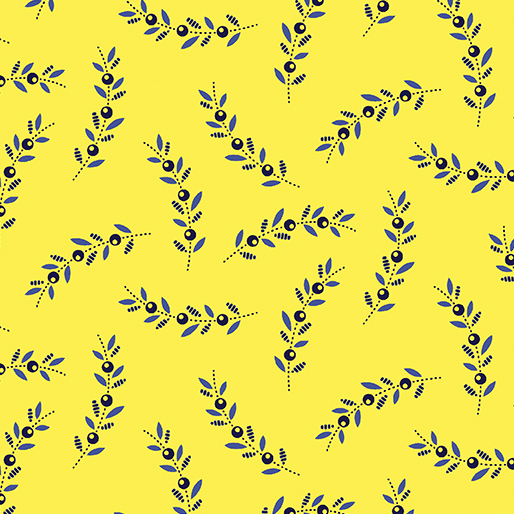 Sprigs Yellow