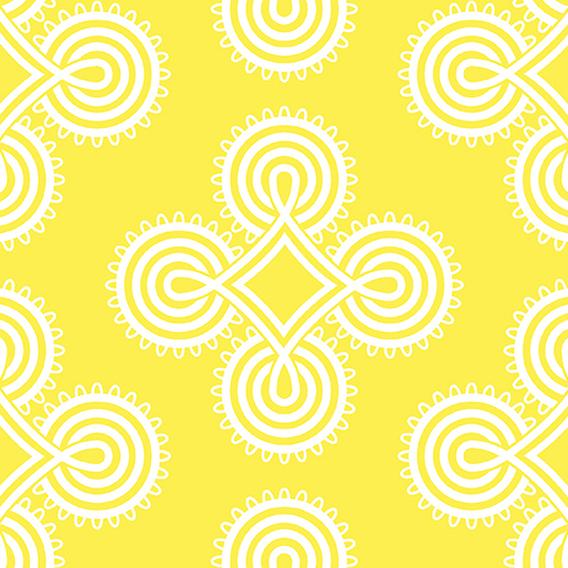 Medallion Yellow