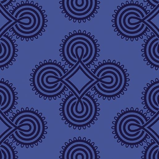 Medallion Blue