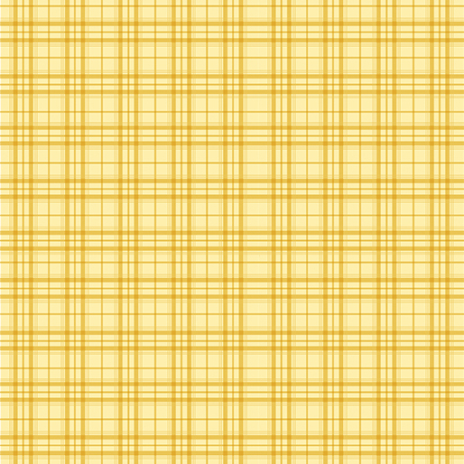 Home Grown Plaid Yellow