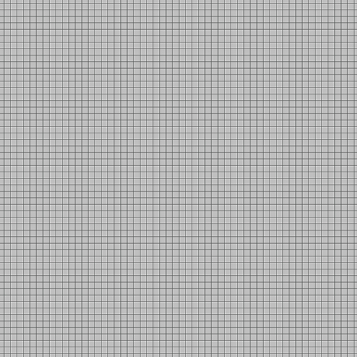 Square Grid Gray Gridwork fabric By Christa Watson