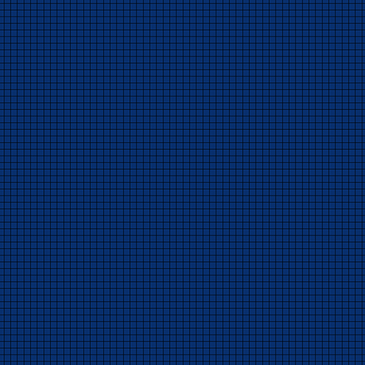 Square Grid Navy Gridwork fabric By Christa Watson