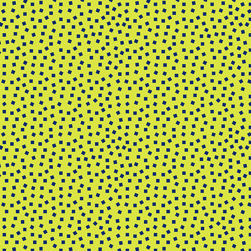 06818 40 Citron Square Dots Gridwork Benartex