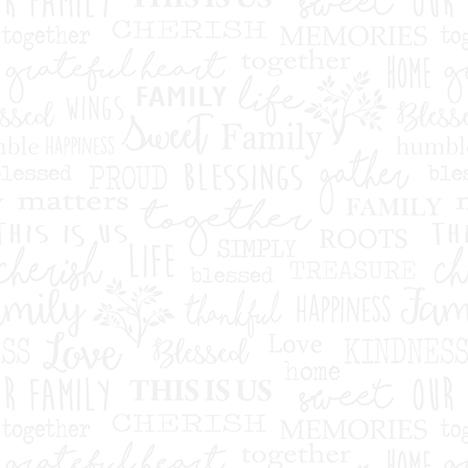 Farm Sweet Farm Family Words White on White 06844 09