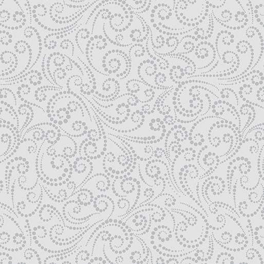 Dotted Scroll Cloud