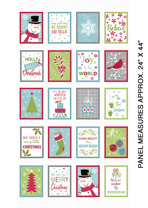 Joy -- Merry and Bright Multi