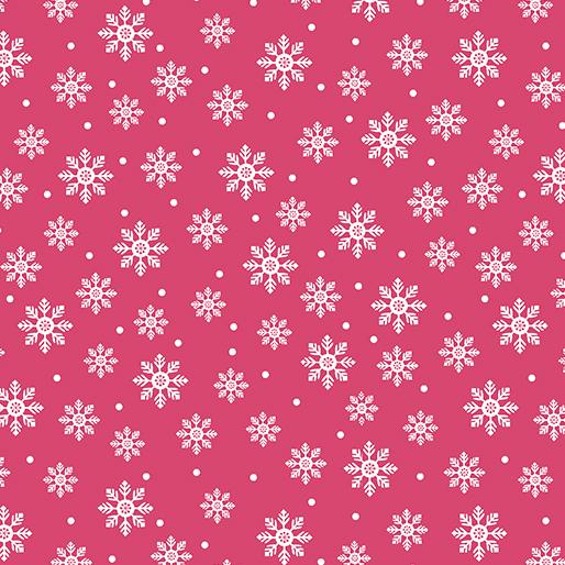 JOY Bright Flakes Pink 6908-22