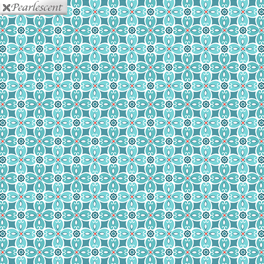 First Frost -- 16942P-24 Diamonds Aqua