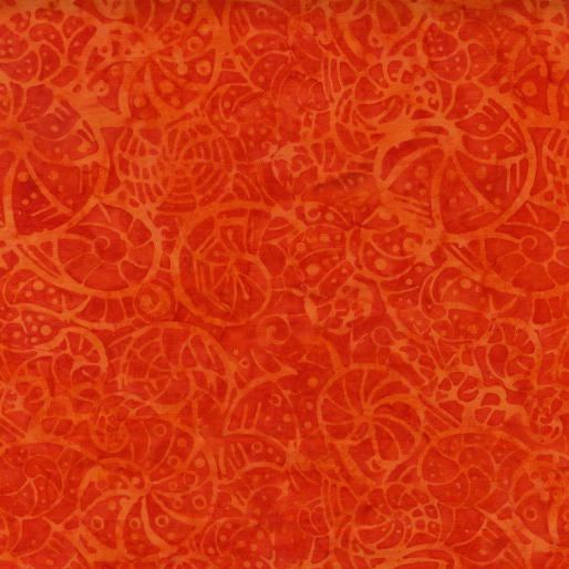 Seashells Tangerine